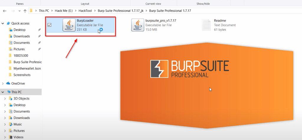 Burp Suite Professional Crack