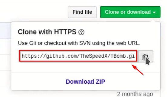 Turbo SMS Bomber Online Tool Tbomb