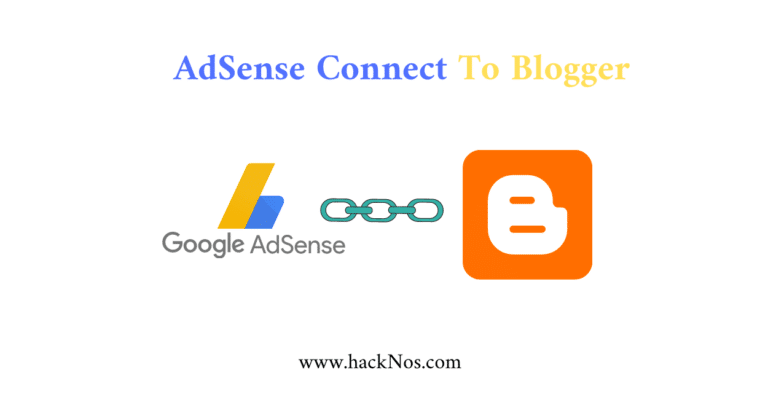 adsense connect to blogger account