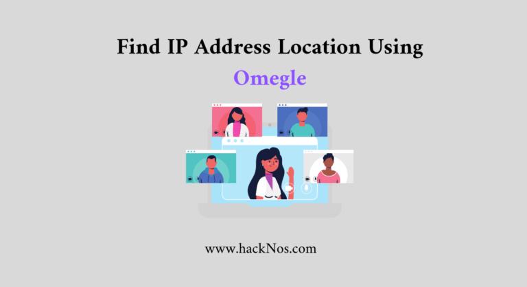 find website ip address