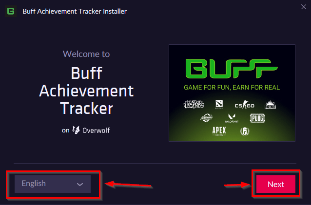 Install BUFF and Make Money By Playing Game