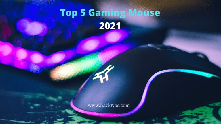 Top 5 Gaming Mouse 2021