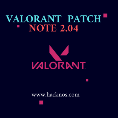 Valorant Patch Note 2.04 Changes to Competitive Mode.