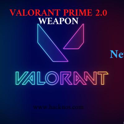 Valorant Prime 2.0 Weapon Skins Bundle