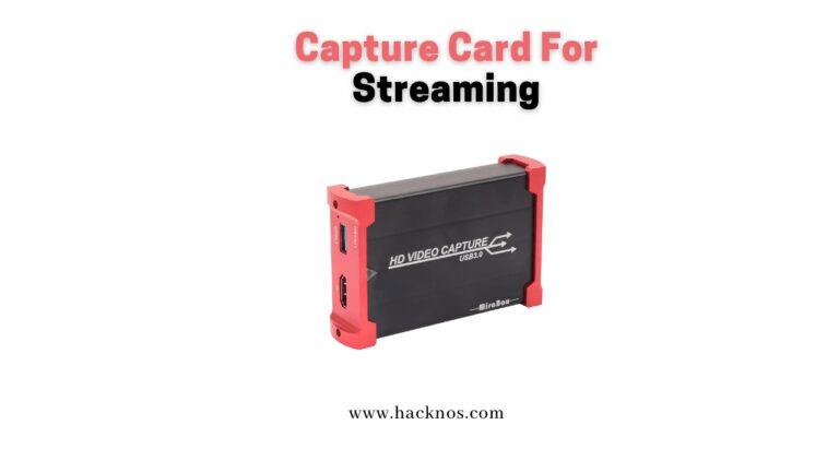 Best Capture Card For Streaming In 2021