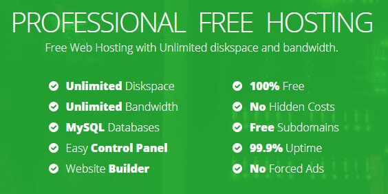 Free Web Hosting With Cpanel