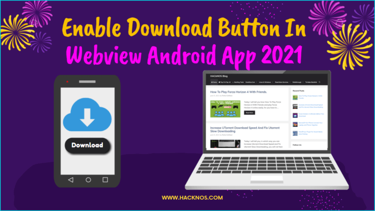 Enable Download Button