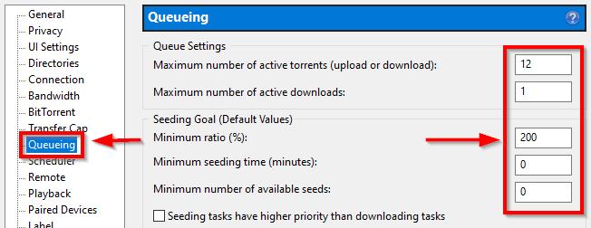 Increase uTorrent Download Speed