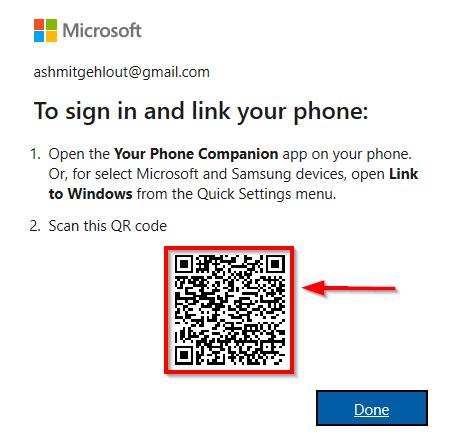 Microsoft Your Phone