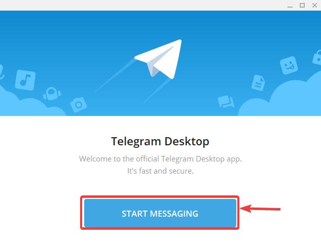 Download Telegram In Windows