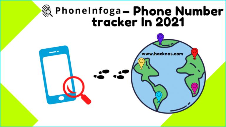 Phoneinfoga