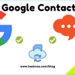 Google Contact Sync